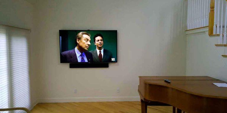 Professional TV Installation NY