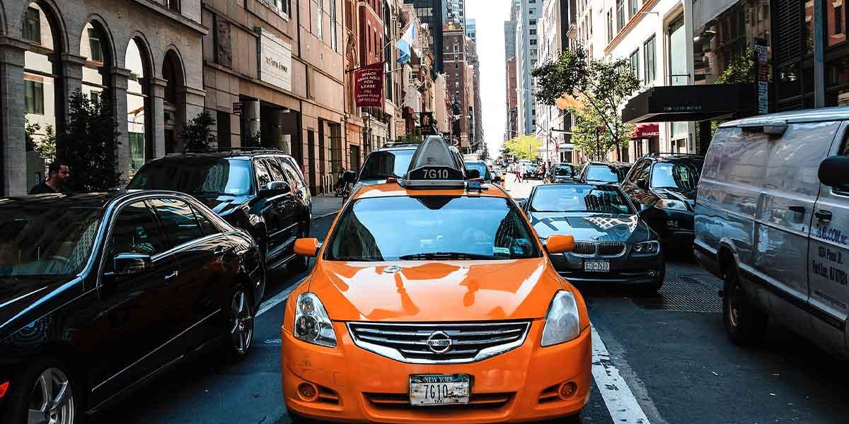Speeding Ticket Midtown NYC