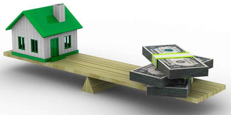 Цессия при займе под залог недвижимости.