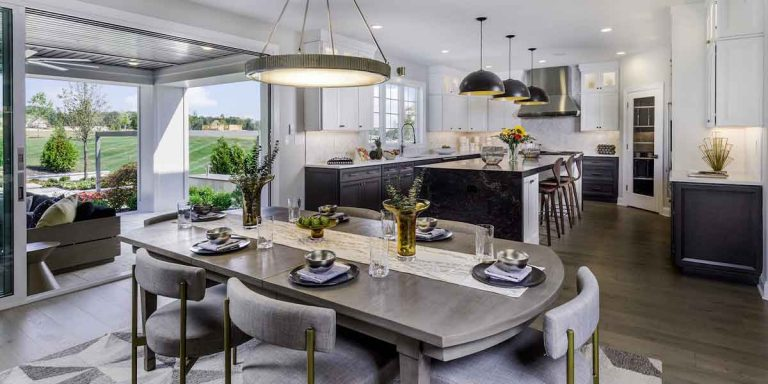 Add a Breakfast Nook to Your Kitchen Remodeling Plans